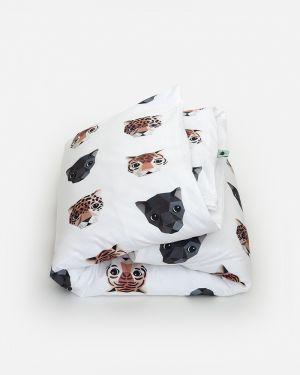 Panthera duvet cover 140 x 200 cm