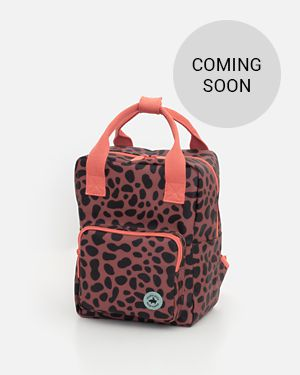 Jaguar spots backpack - small