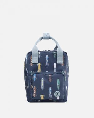 Race car backpack - small