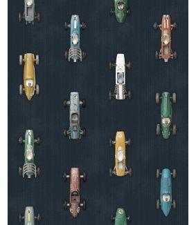 Race car wallpaper dark