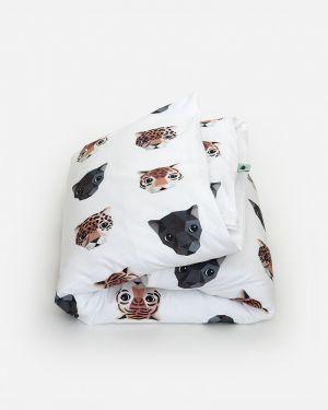 Panthera duvet cover 120 x 150 cm