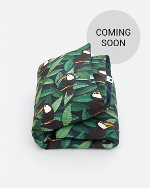 Toucan duvet cover - junior