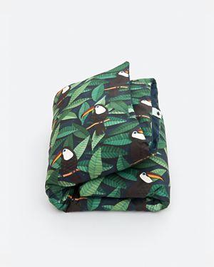 Toucan duvet cover 140 x 200 cm