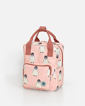 Penguin backpack - small