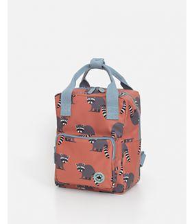 Raccoon backpack - small