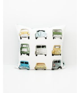 Cars cushion cover