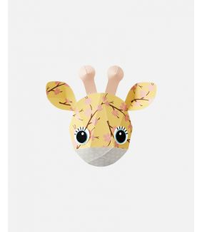 Giraffe wall sticker - large