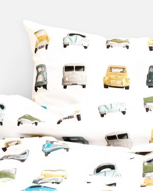 Cars duvet cover - 1 person