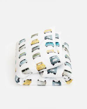 Cars duvet cover 135 x 200 cm