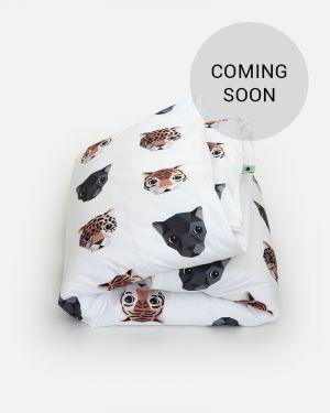 Panthera duvet cover 100 x 135 cm