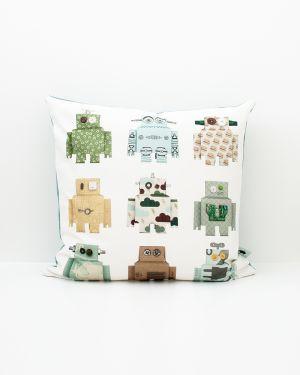 Robot cushion cover