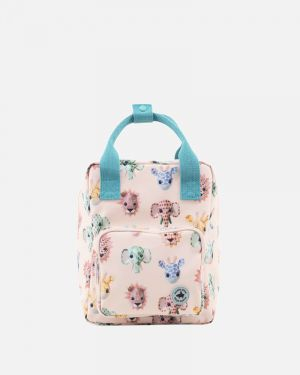 Wild animals backpack - small