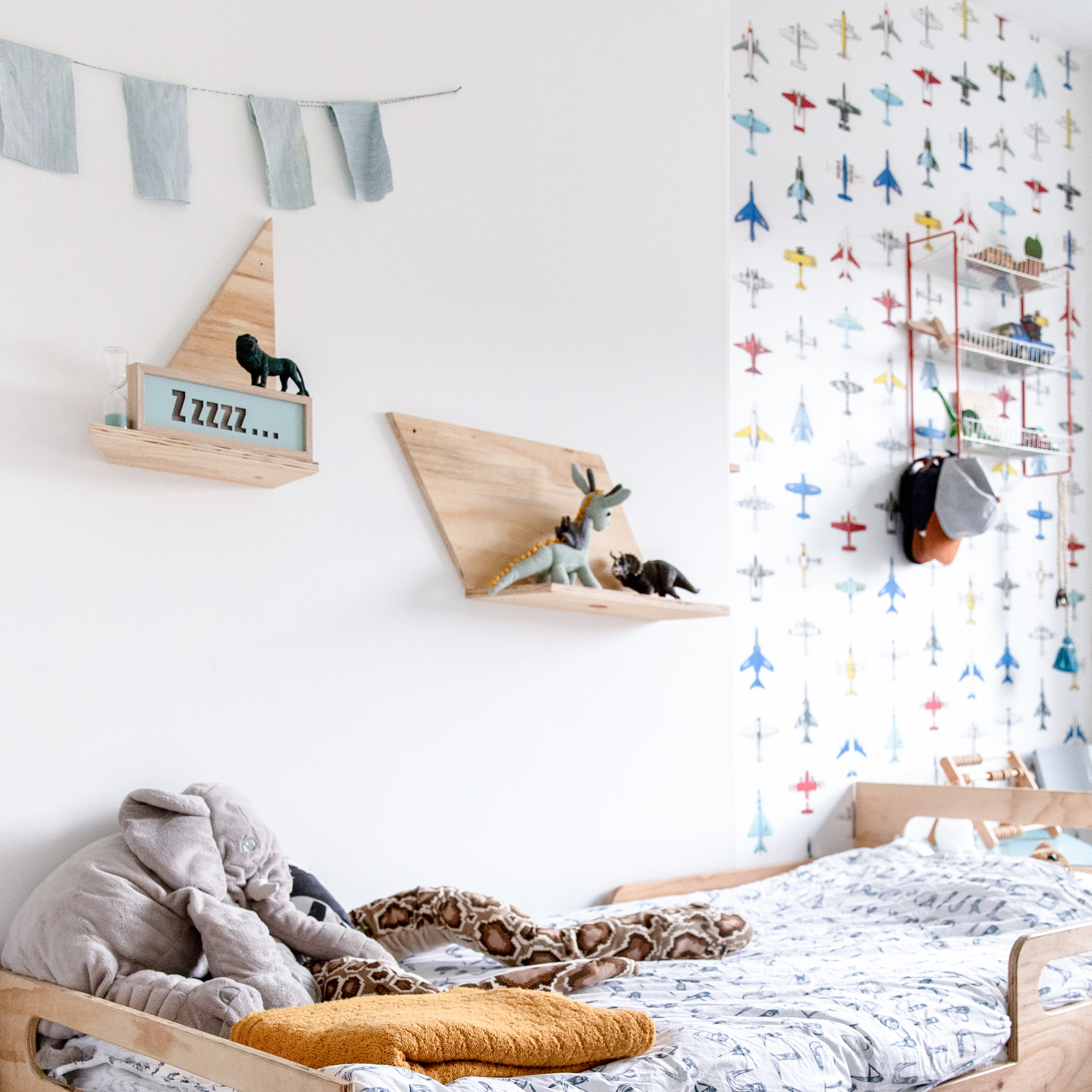 Playful light nursery