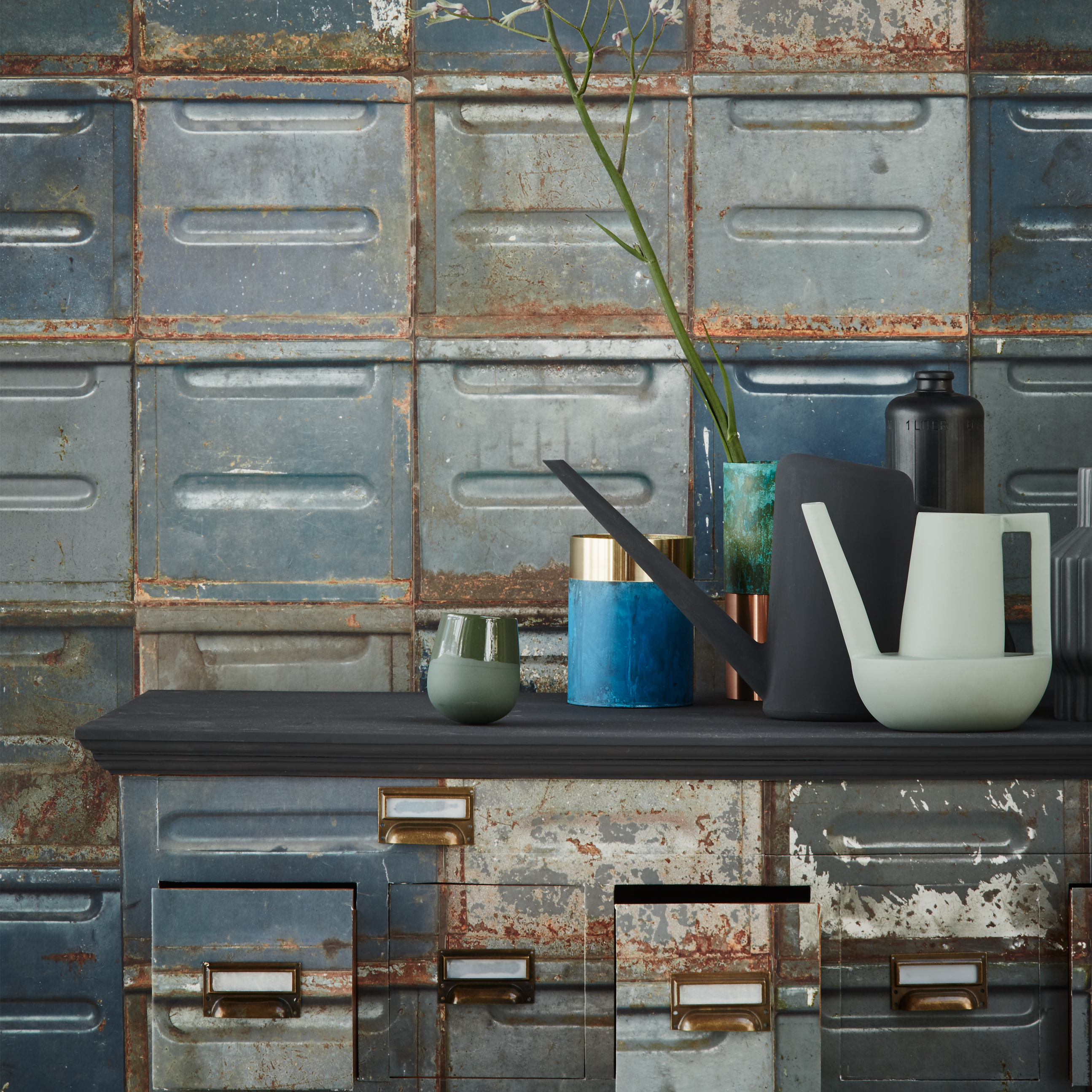 Industrial look for your interior