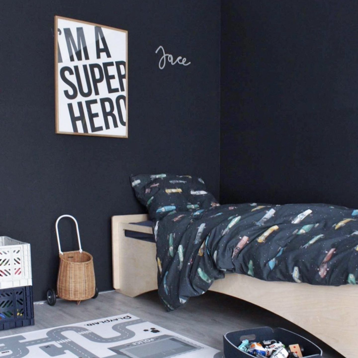 Make-over nursery