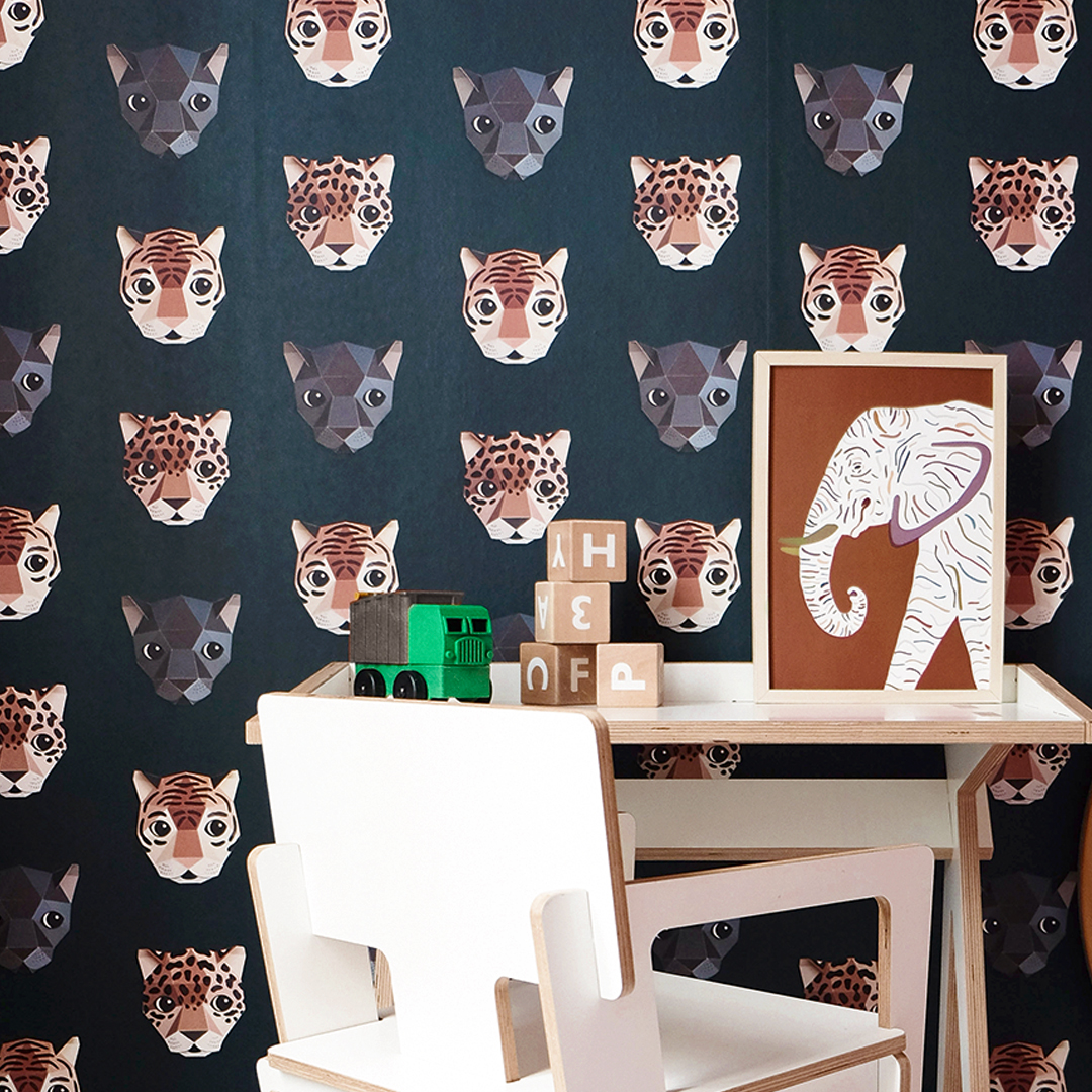 Colour advice for panthera wallpaper